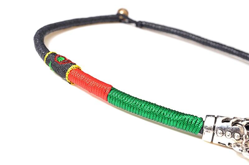 UDDEIN Bohemian Necklace & Pendant Tassel Pendant Bib Beads Jewelry Wholesale Vintage Torques Statement Necklace Chokers Collar