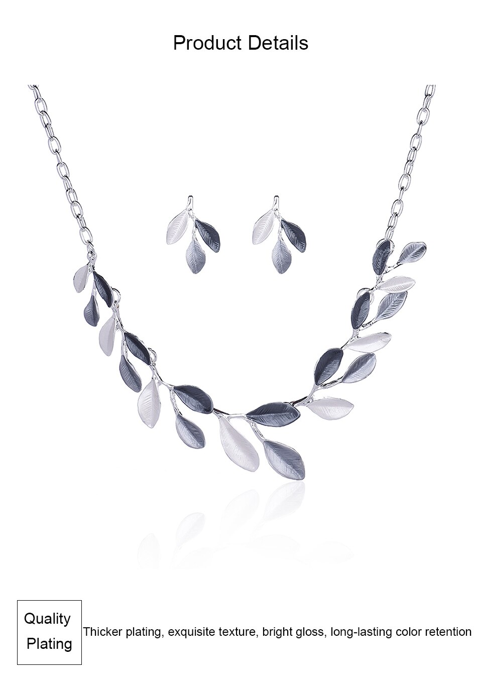 Cring Coco 2020 Enamel Leaf Necklaces for Women Women's Chains Collares Necklace Wedding  Jewelry Girls Party Choker Friend Gift
