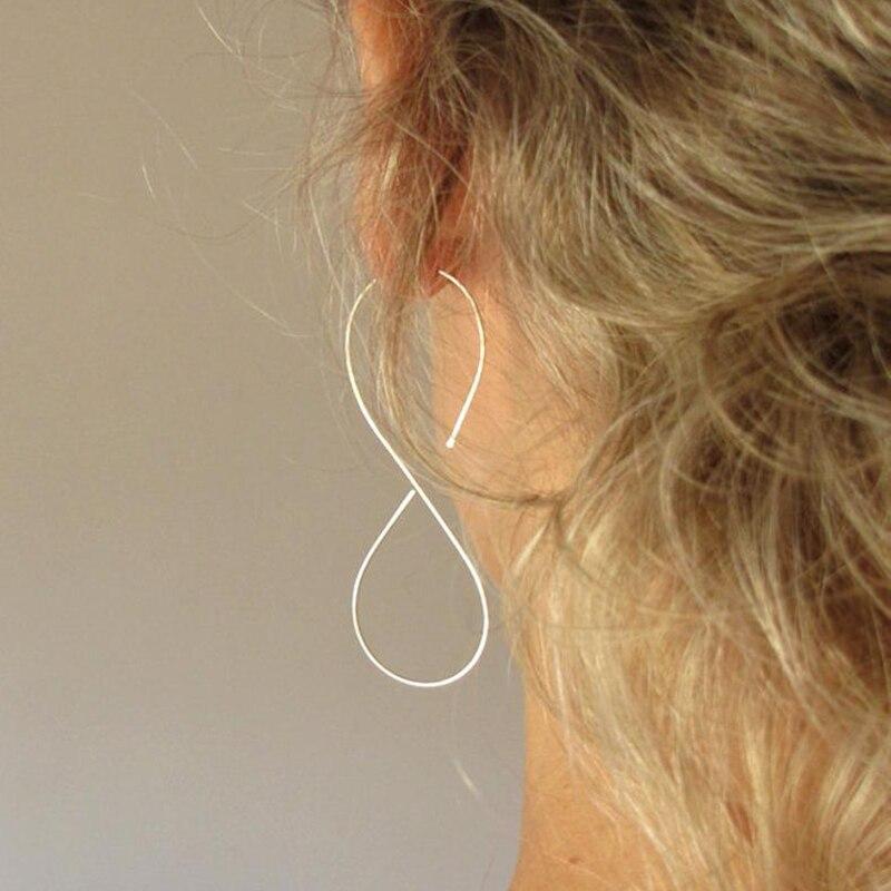 925 Sterling Silver Hoop Earrings Handmade Jewelry Gold Filled oorbellen Brinco Vintage Jewelry Pendientes Earrings for Women