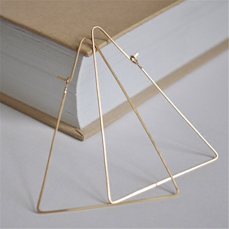 925 Silver Hoop Earrings Handmade Earrings Gold Filled Vintage Charm Jewelry Minimalist Brincos Oorbellen Earrings For Women