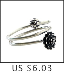 925 Sterling Silver Retro Cross Winding Ring Female Personality Thai Silver Knotted Opening Ring Fine Jewelry 2019 Gift