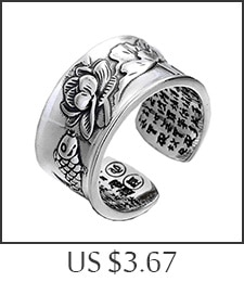 925 Sterling Silver Personality Trend Wide-Faced Braided Opening Ring Fine Jewelry For Women Party Elegant Accessories