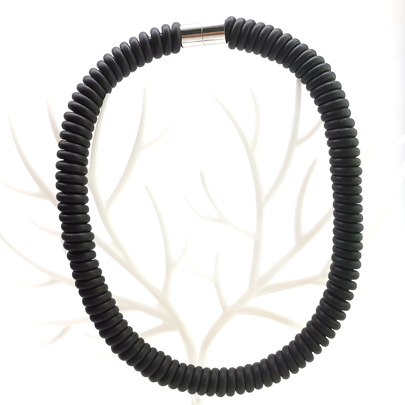 YD&YDBZ New Choker Necklaces For Women Short Necklace Rubber Winding Collar Design Handmade Jewelry Party Accessories Wholesale