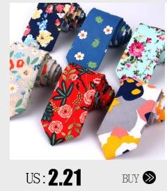 Vintage Floral Cotton Ties for Men Skinny Wedding Men Tie Slim Gravatas Business Neck tie Fashion Casual Printed Tie Necktie