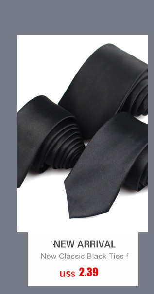 New Fashion Men Ties Casual Stripe Neckties for Men Narrow 6cm Cotton Tie Adult Classic Solid Neck Ties for Business Wedding