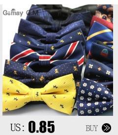 New Cotton Bowtie Brand Popular Carton Bow ties Apparel Neckwear Casual Mens Business Bow Tie for Men Wedding 6cm Cravat