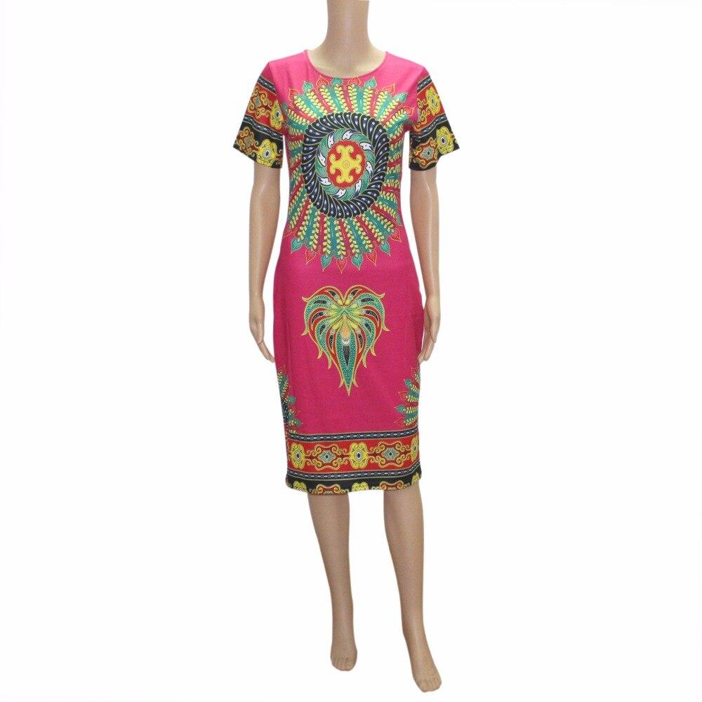 Women Summer Dashiki dress tunique femme Shirt dresses sexy vintage print dress boho elbise vestidos de mujer tunic female cloth