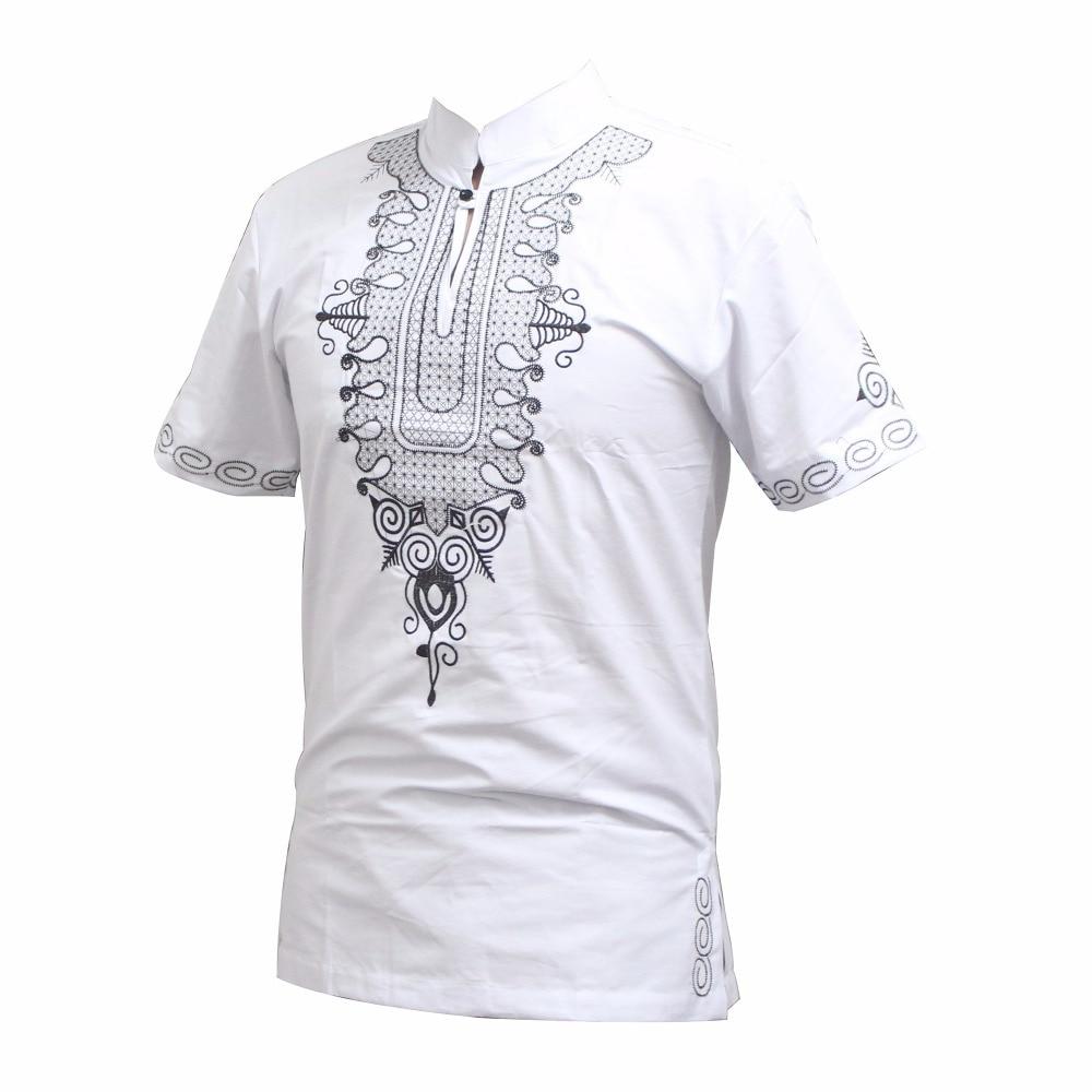 Dashikiage Men Shirt African Hippie Vintage Top Haute Tribal Blouse Dashiki Embroidered Nigerian Native Ankara Top