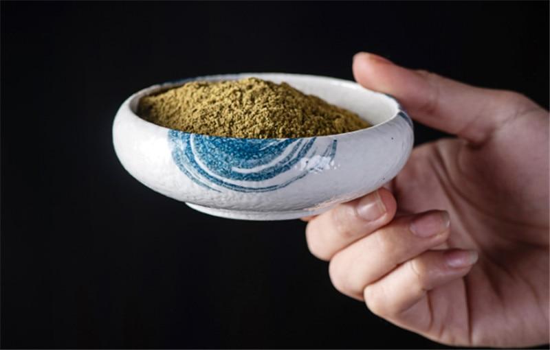 Ceramic Seasoning dish Japanese snack dish soy sushi sauce dish gravy Sauce Vinegar Jam Dishes Kitchen Small Plate Tableware