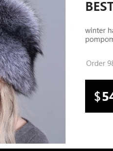 New hot winter fur hat for women real fox/raccoon fur hat with leather 2018 Russia fashion warm bomber cap luxury good quality