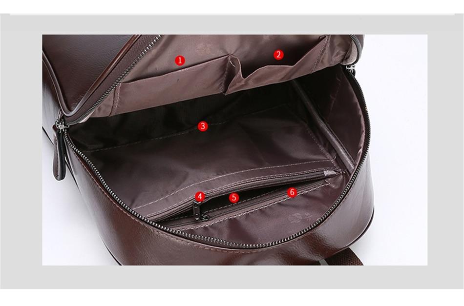 Fashion Women Backpack High Quality Youth PU Leather Backpacks for Teenage Girls Female School Shoulder Bag Bagpack Mochila Sac