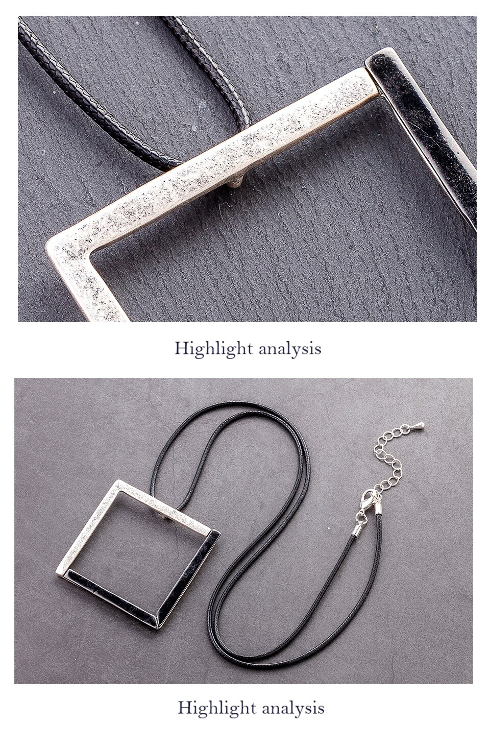 Wholesale Women Long Chain Jewelry Suspension Neck Decoration Necklace Female Accessories Bohemian Pendants for Christmas Gifts