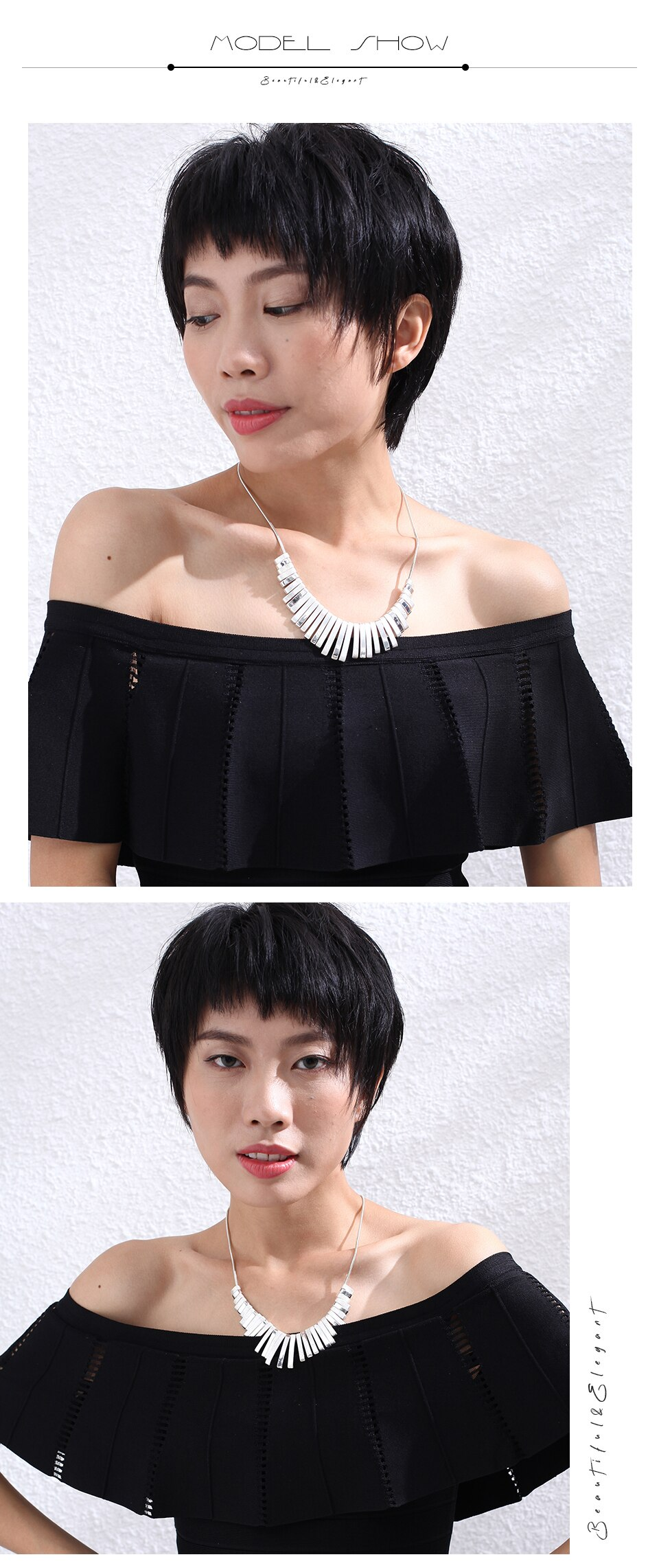 Trendy Choker Necklaces & Pendants Chains Suspension Fashion Necklaces Women's Jewelry On The Neck Decoration Accessories Gifts