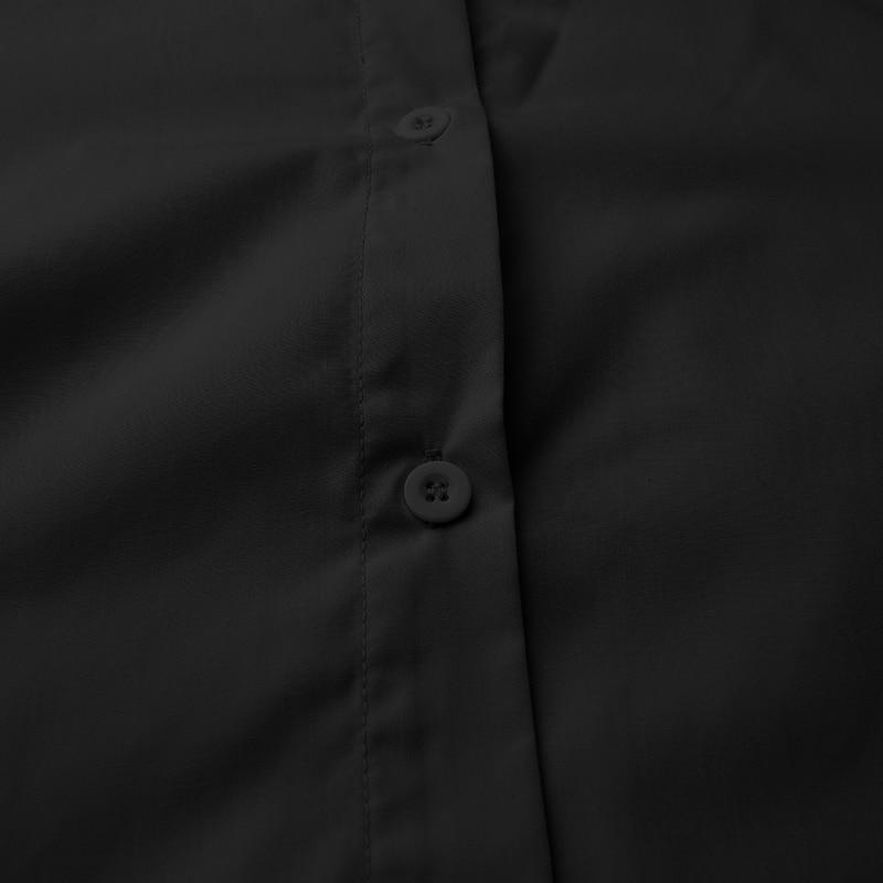 Office Blouses 2020 VONDA Women Turtleneck Flare Sleeve Solid Color Shirts Femme Elegant Tops Loose Casual Party Blusas 5XL
