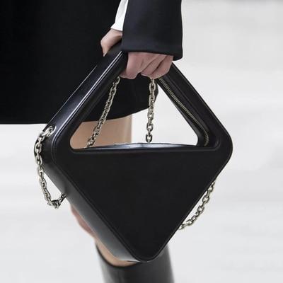 2020 Nieuwe Schoudertas Persoonlijkheid Ruit Tassen Mode Tassen Luxe Merk Handtassen Designer Fashion Chain Crossbody Tas