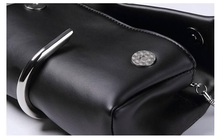 Nieuwe Nieuwe Vrouw Koppelingen Crossbody Purse Bag Vrouwen Kleine Lederen Messenger Bags Vrouw Schoudertassen Mini Casual Clutch Purse Bag
