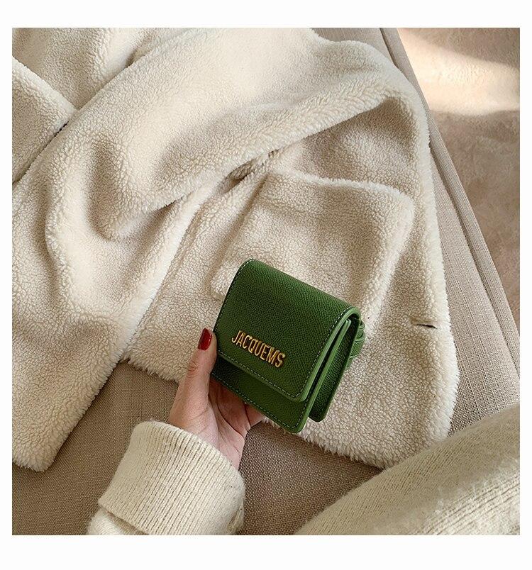 Mini Tas Voor Vrouwen 2020 Fashion Nieuwe Mode Koreaanse Versie Franse Menigte Tas Mode Pols Tas Handtas Clutch Bags