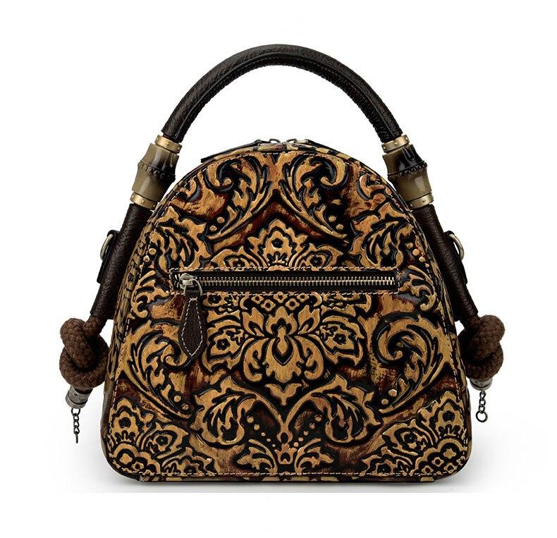 Vintage Luxe Vrouwen Echt Lederen Handtassen Dames luxe handtassen vrouwen tassen designer crossbody tassen voor vrouwen tassen