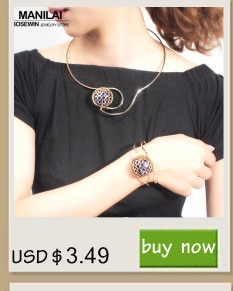 Manilai Hot Boho Kraag Ketting Sieraden Sets Fashion Magnetisme Button Multilayer Choker Kettingen Armbanden Set Vrouwen Bijoux