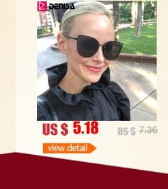 Denisa Vierkante Oversized Zonnebril Mannen 2020 Plus Size Bril Vrouwen Met Grote Semi-Randloze Frame UV400 Gafas Del Sol mujer 22083